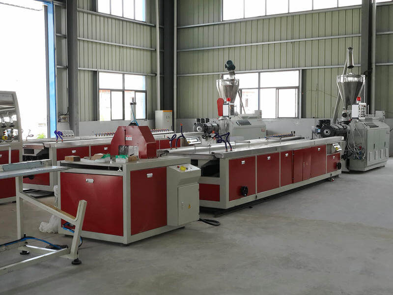 extruder lines for mold testing 1
