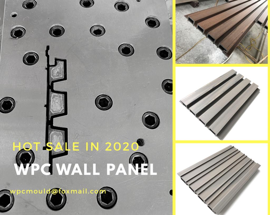 coex wpc wall cladding panel dies