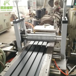 WPC cladding extrusion mould