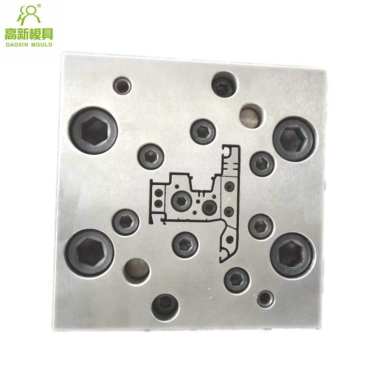 PVC profile production machine