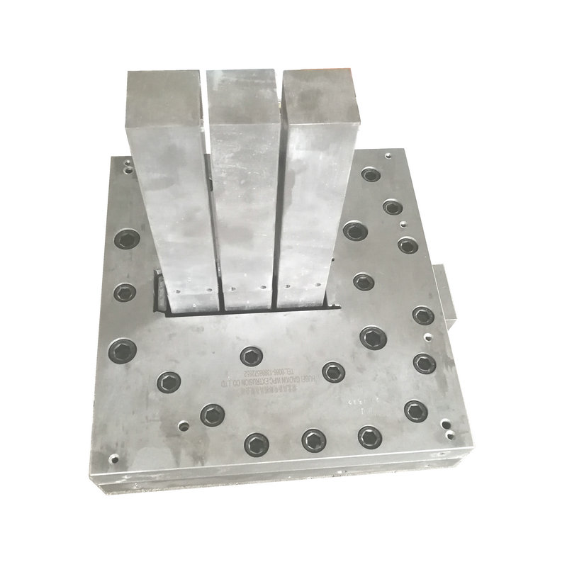 WPC wall cladding extrusion mould