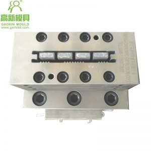 extrusion mould for outdoor wpc decking