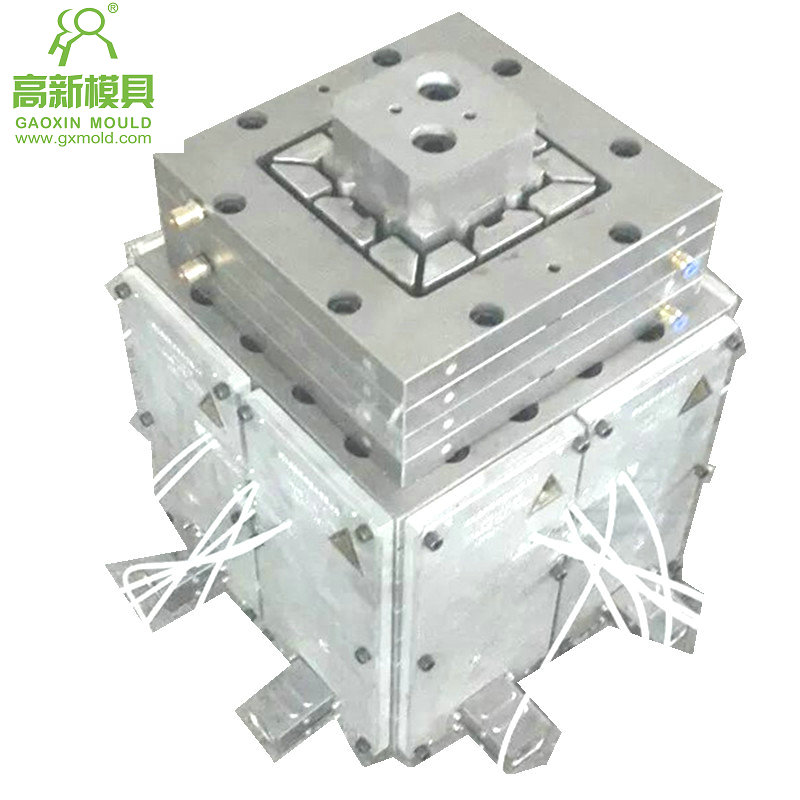 extrusion mould for WPC beam