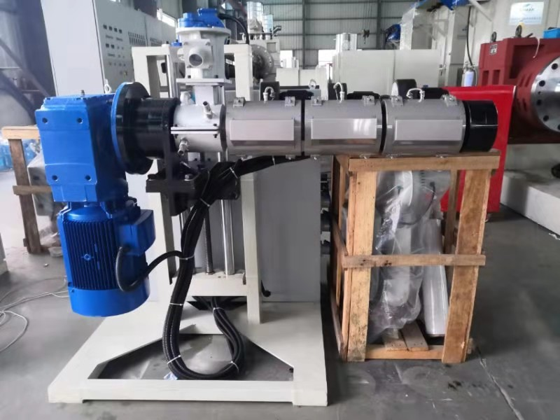 coextruder for production of WPC profile