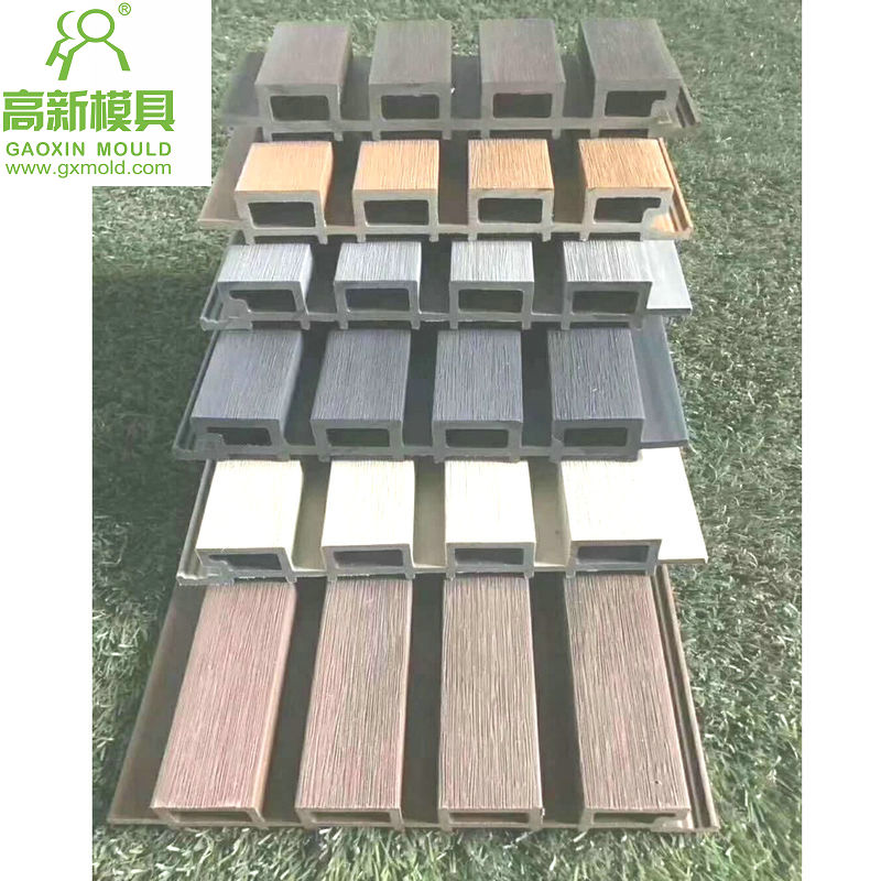 coextrusion cladding extrusion mould