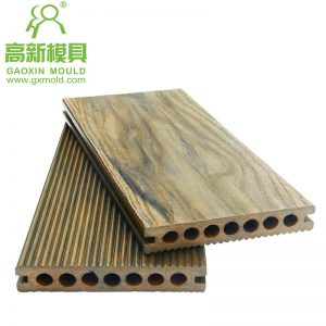 coextrusion mould for WPC decking