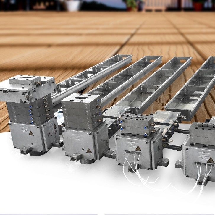 customized extrusion mould
