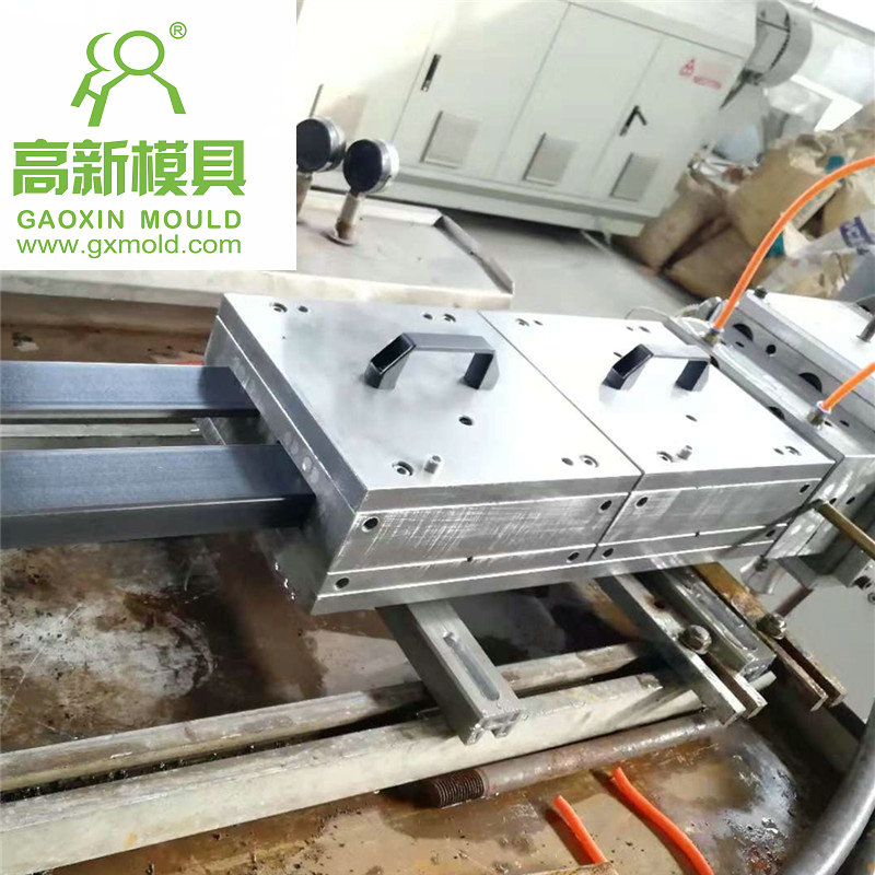 extrusion mould for WPC profile