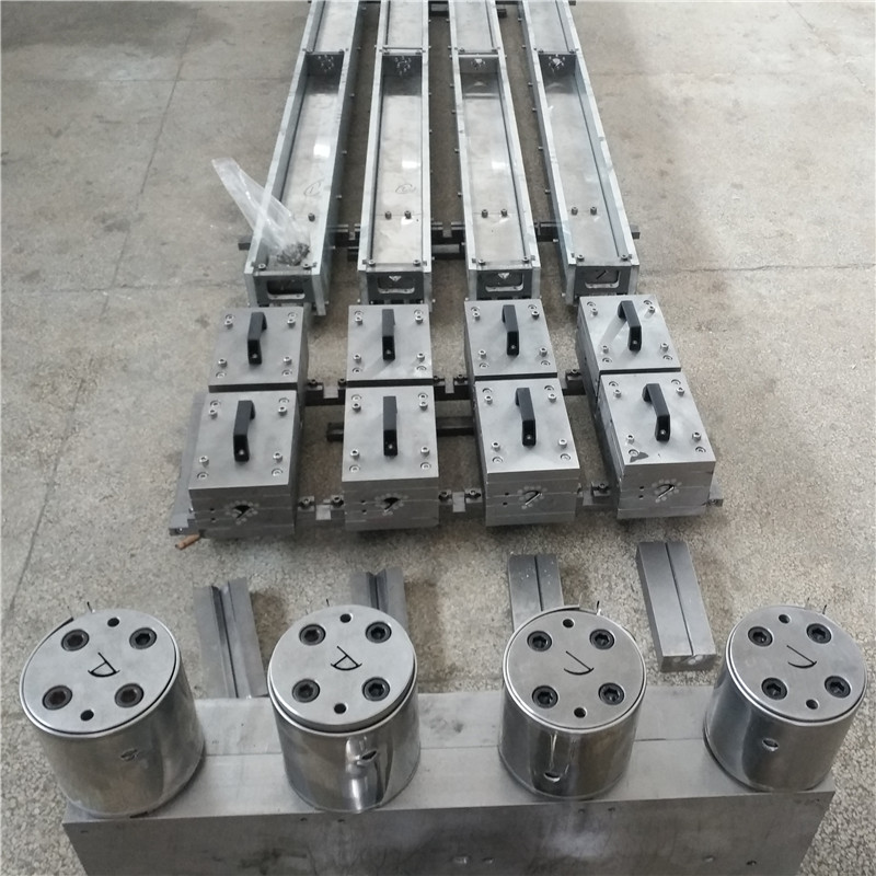hot extrusion die for UPVC profile