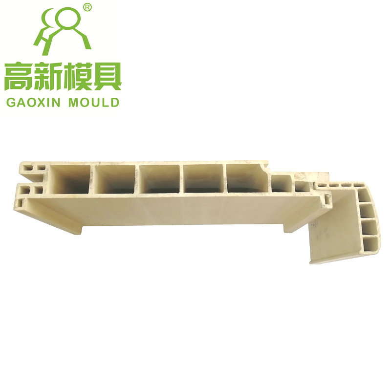 extrusion mould for PVC foamed profile