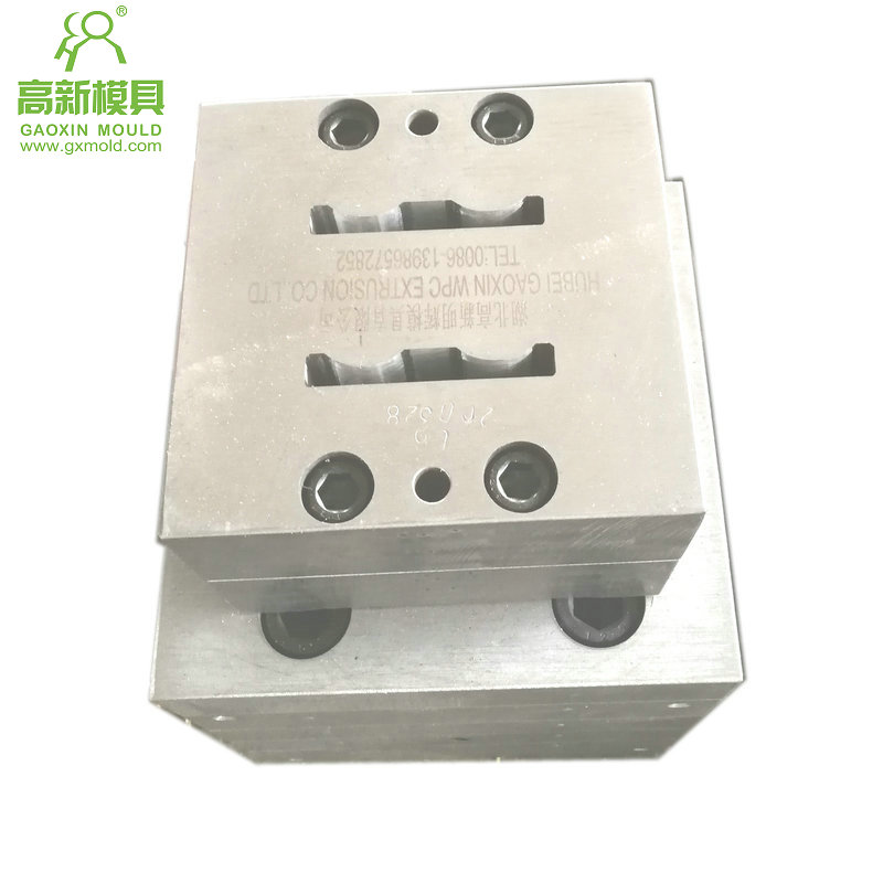 extrusion mould for WPC tile
