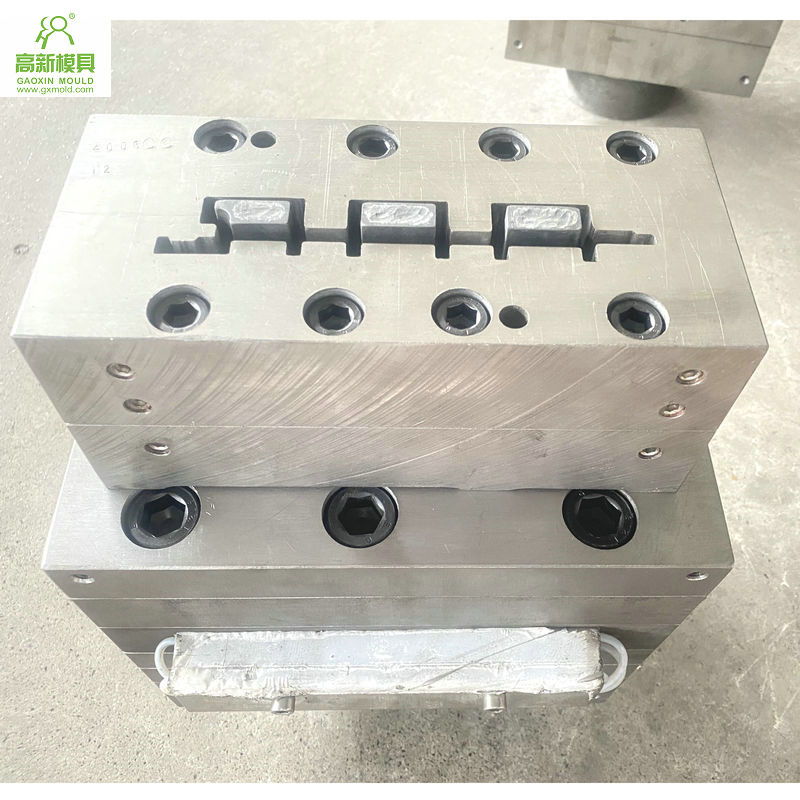 extrusion mould for wall calding