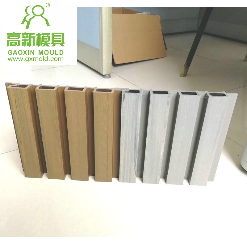 extrusion tool for WPC wall cladding