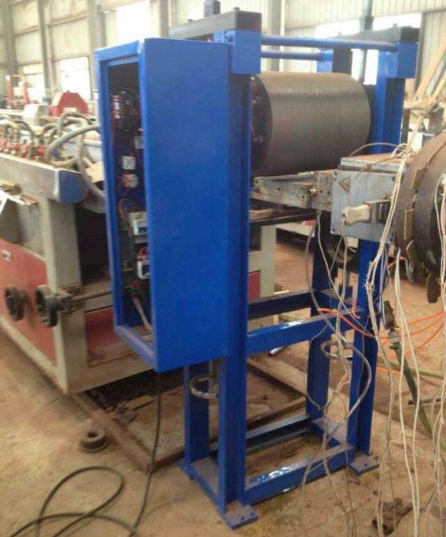 WPC extrusion machine