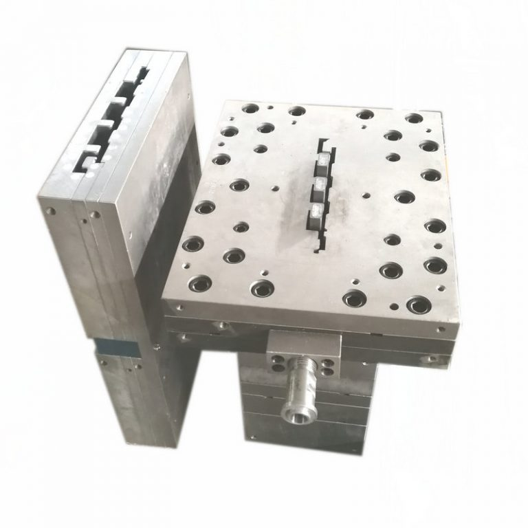 extrusion mold for WPC wall panel